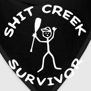Shit creek survivor - Bandana