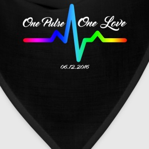 One Pulse One Love - Bandana