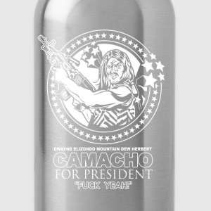 President Camacho - Idiocracy comedy film - Water Bottle