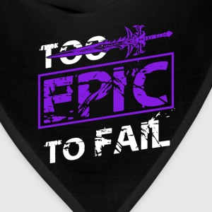 Frostmourne-Too epic to fail t-shirt for wow fans - Bandana