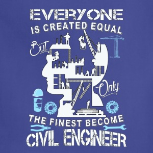 Civil engineer-The finese become civil engineer - Adjustable Apron