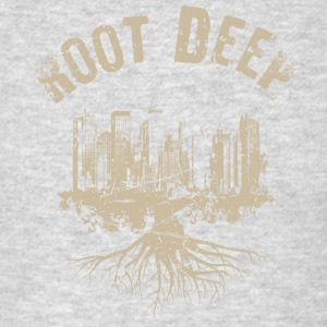 Root deep urban beige Sportswear - Men's T-Shirt