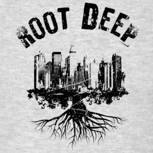 Root deep urban black Sportswear - Men's T-Shirt