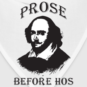 Prose Before Hos Hoodies - Bandana