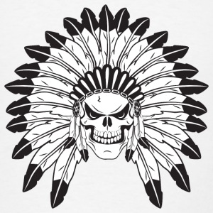 Indian Skull Chief Sportswear - Men's T-Shirt