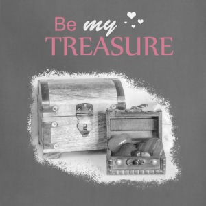 Be my treasure - Adjustable Apron