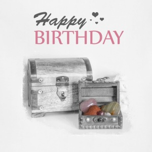 Happy Birthday Treasure - Adjustable Apron