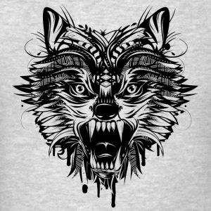 dangerous wolf Sportswear - Men's T-Shirt