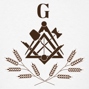 Freemasonry symbol Sportswear - Men's T-Shirt