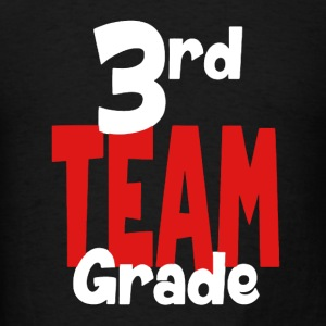 3rd Grade Team Teacher - Men's T-Shirt