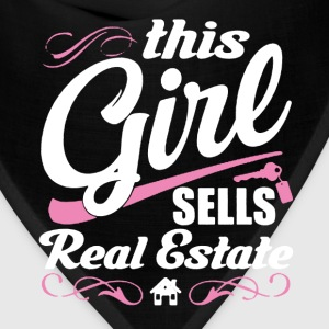 This Girl Sells Real Estate - Bandana