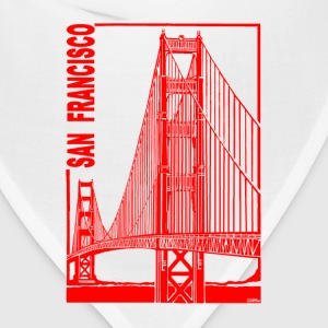 San Francisco-Golden Gate Bridge - Bandana