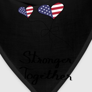 2016 Election US Women's V-Neck Tri-Blend Plum T - Bandana