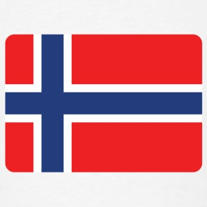 NORWAY IS THE NUMBER 1 Sportswear - Men's T-Shirt