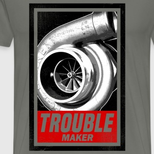 BOOST TROUBLE MAKER  Long Sleeve Shirts - Men's Premium T-Shirt