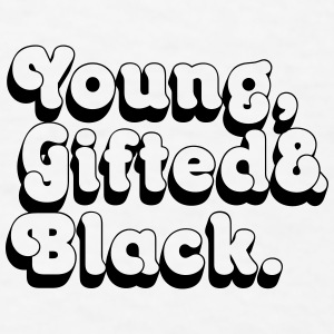 Young, Gifted & Black. Sportswear - Men's T-Shirt