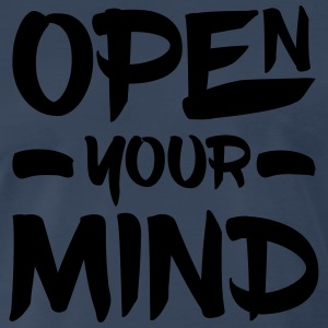 Open Your Mind Sportswear - Men's Premium T-Shirt