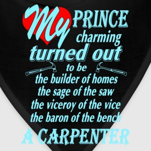 Carpenter - My prince charming awesome t-shirt - Bandana