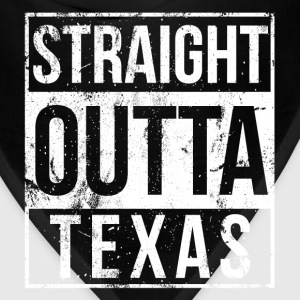 Texas - Straight outta Texas awesome t-shirt - Bandana