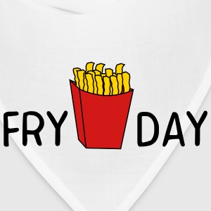 Fry Day T-Shirts - Bandana