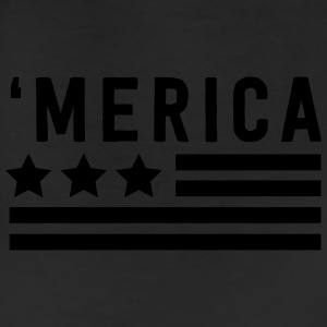 Merica Flag T-Shirts - Leggings