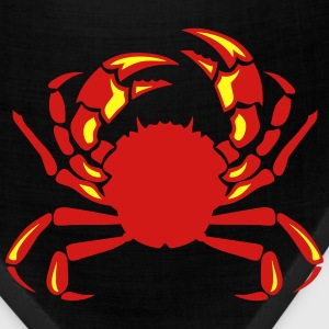 krabbe crab cancer 0 T-Shirts - Bandana