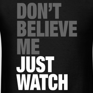 JUST WATCH Sportswear - Men's T-Shirt