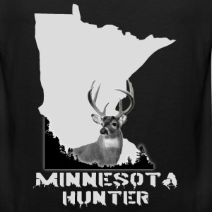 Minnesota hunter - Men's Premium Tank