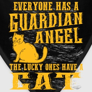 Cat lover - Everyone has a guardian angel - Bandana