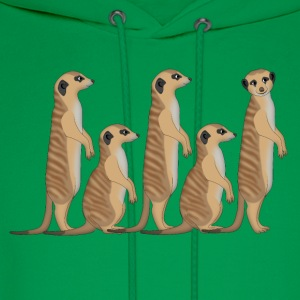 Meerkat up Baby & Toddler Shirts - Men's Hoodie