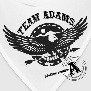 Team Adams T-Shirts - Bandana