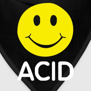 ACID HOUSE SMILEY - Bandana