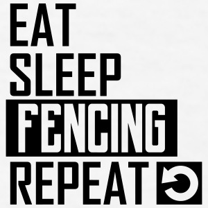 eat sleep fencing Sportswear - Men's T-Shirt
