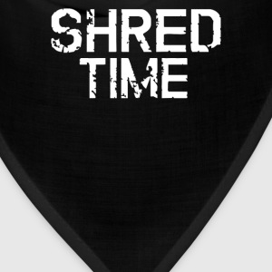 SHRED TIME - Bandana