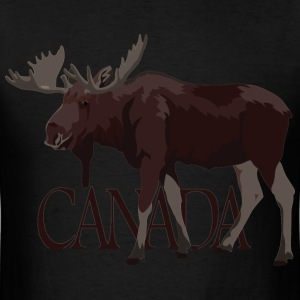 Canada Moose Hoodie Shirt Plus Size Canada Sweatsh - Men's T-Shirt