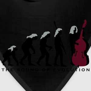evolution_female_bass_player_11_2016_a_3 T-Shirts - Bandana