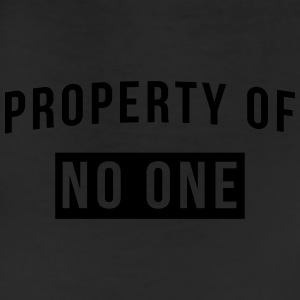 Property of no one T-Shirts - Leggings