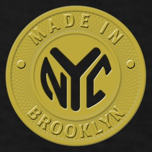 Brooklyn Subway Token - Men's T-Shirt