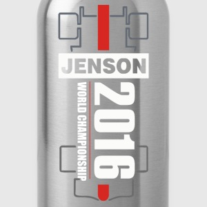 Jenson Button 2016 World Championship - Water Bottle
