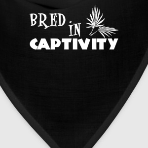 Bred In Captivity - Bandana