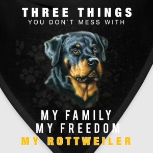 Three things you don`t mess with. My family, my fr - Bandana