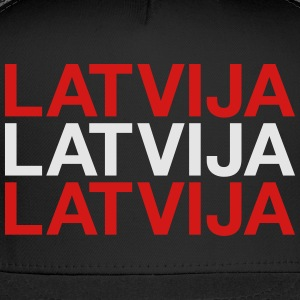 LATVIA - Trucker Cap