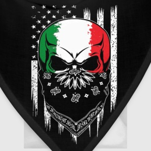 Italian - Italian living in america awesome Tshirt - Bandana
