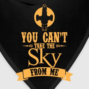 Browncoat - You can't take the sky from me - Bandana