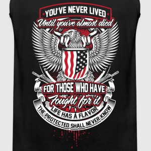 Veteran - Those who have fought for it - Men's Premium Tank