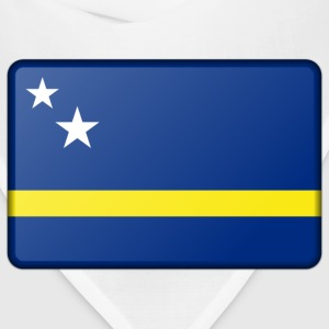 Flag of Curacao (bevelled) - Bandana