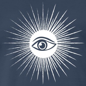 Masonic eye Sportswear - Men's Premium T-Shirt