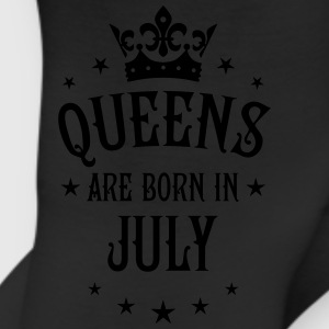 Queens are born in July Crown Stars sexy Woman T-S - Leggings