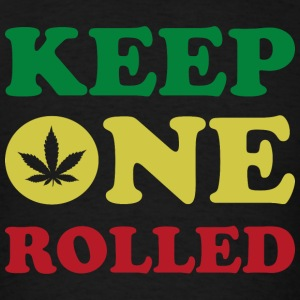 Keep One Rolled Sportswear - Men's T-Shirt