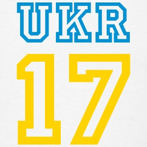 UKRAINE 17 - Men's T-Shirt